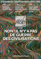 La Revue du projet, n°49, septembre 2015