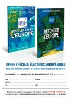 Commande spéciale Élections européennes