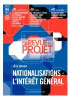 La Revue du projet, N° 27,  mai 2013