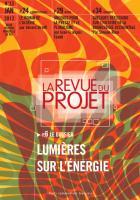 La Revue du  projet, N° 13, janvier 2012