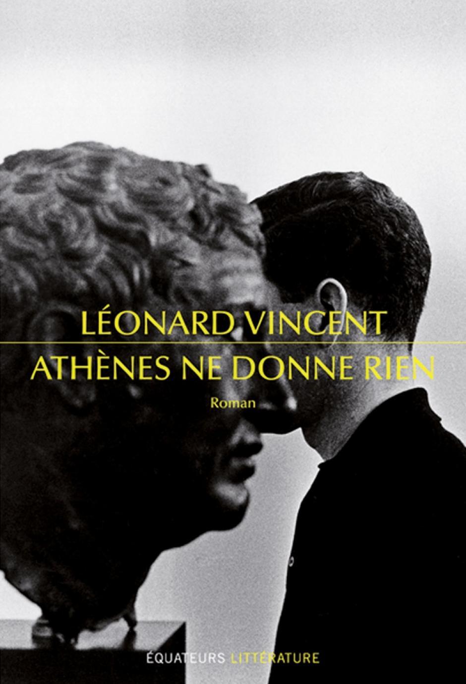 Les mots de la crise, Léonard Vincent