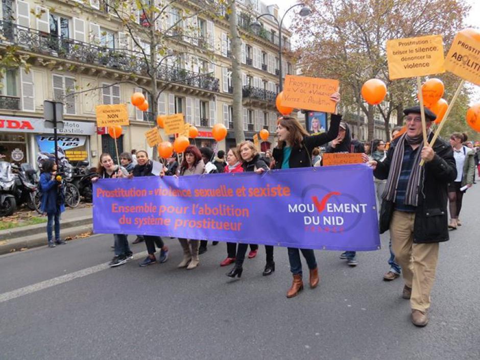 L'abolition de la prostitution : une avancée vers l'égalité, Lorraine Questiaux*