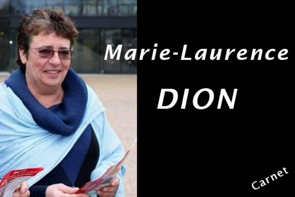 Disparition de Marie-Laurence Dion - 15 juillet 2012