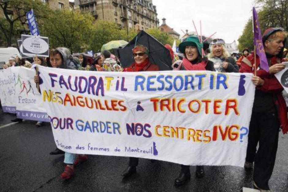Le FN et les femmes, un tournant féministe ? Amandine Philippe
