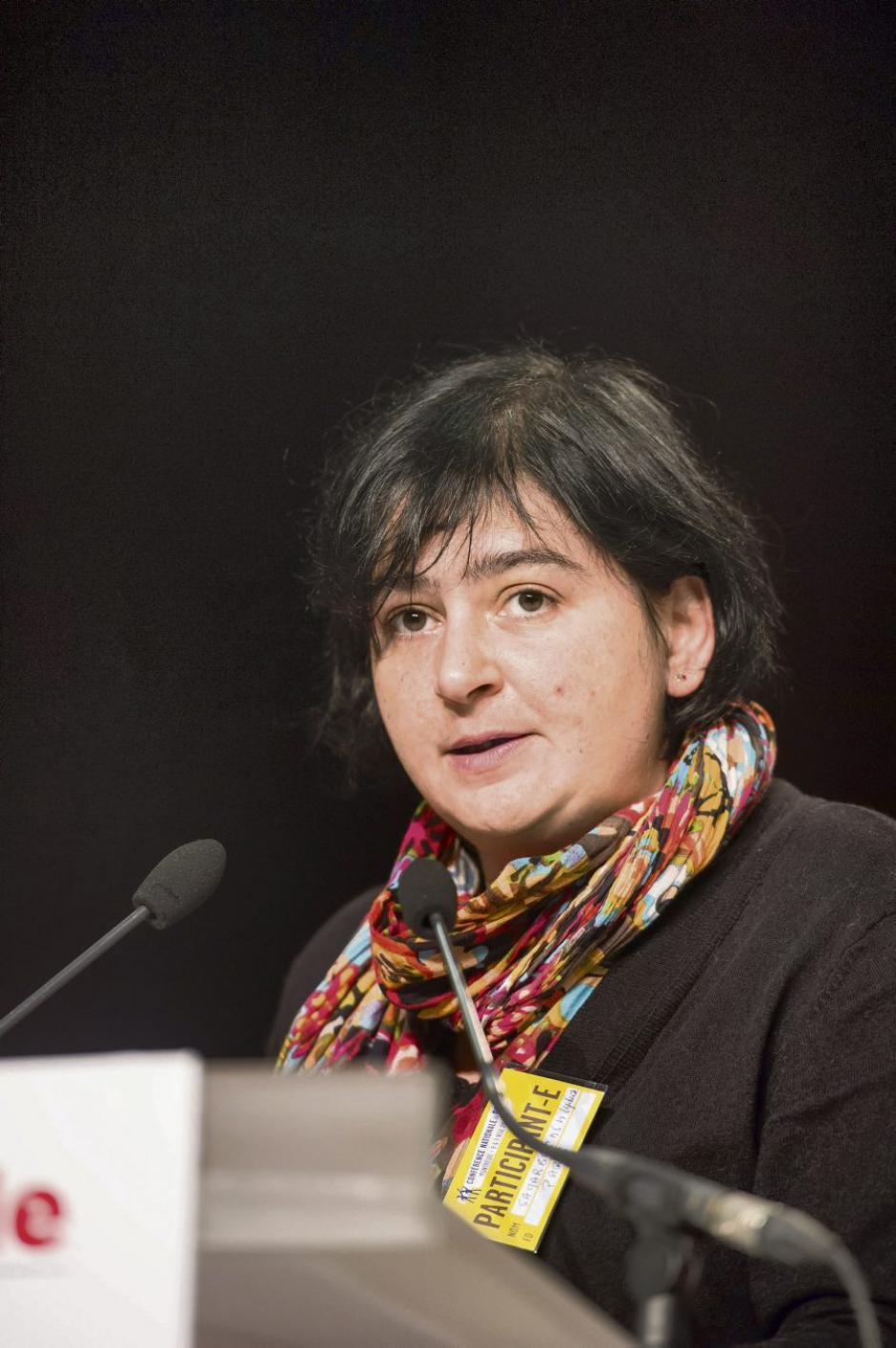 Repenser notre place et notre rôle dans un monde à changer, Lydia Samarbakhsh*