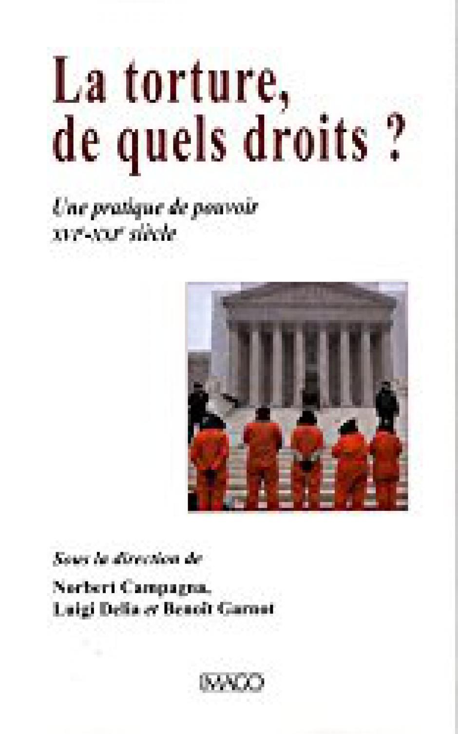 De Beccaria à Foucault, l'évolution des peines en perspective,  Entretien avec Luigi Delia*