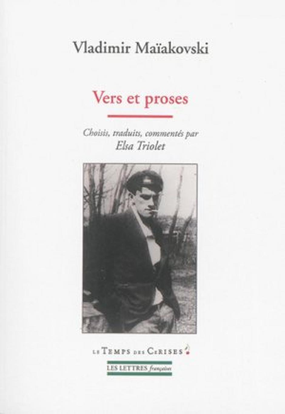 Maïakovski Vers et prose