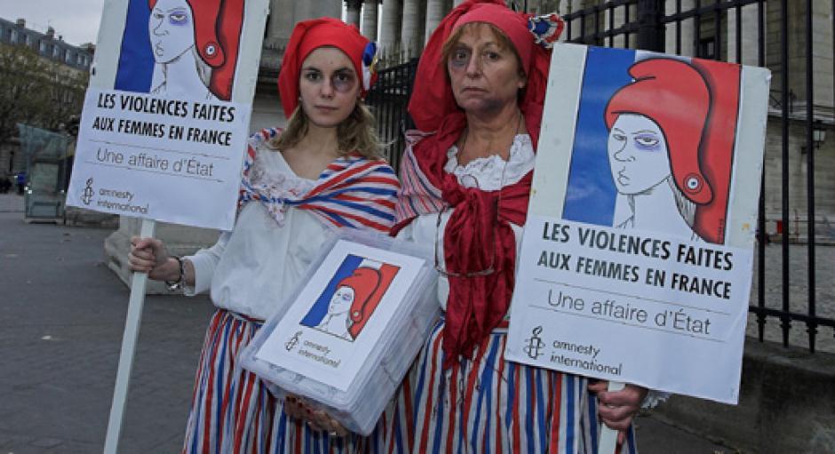 Violences faites aux femmes : mesurer leur ampleur et leur gravité  pour agir, Sophie Simon et Ernestine Ronai*