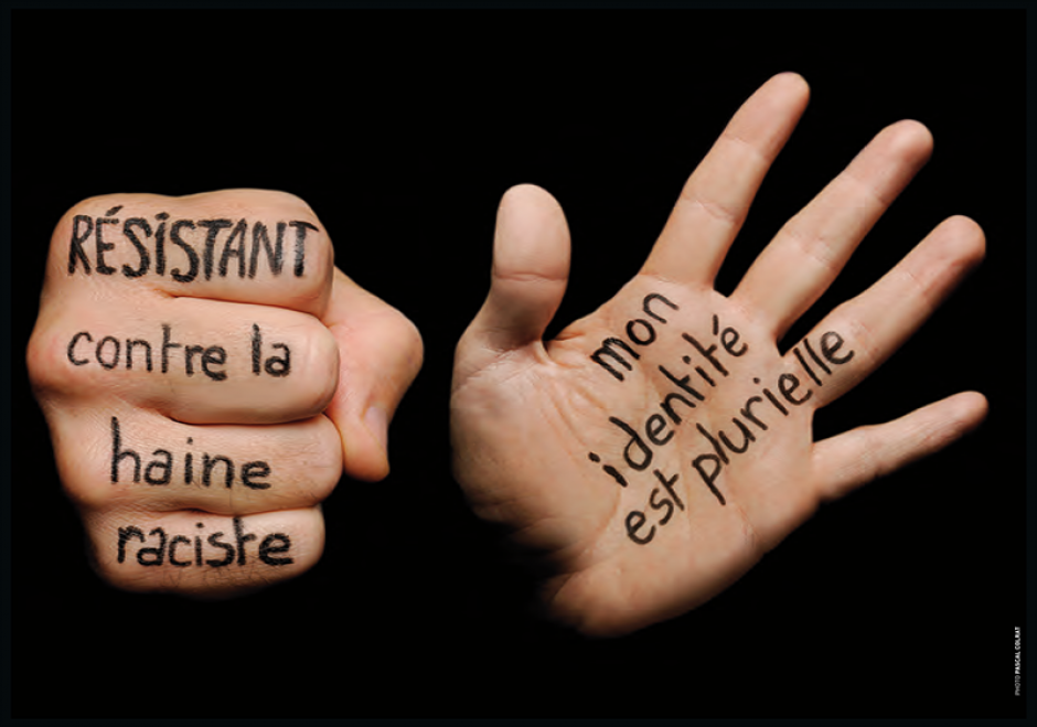 LE COMBAT ANTI-RACISTE : UN DEFI A RELEVER!
