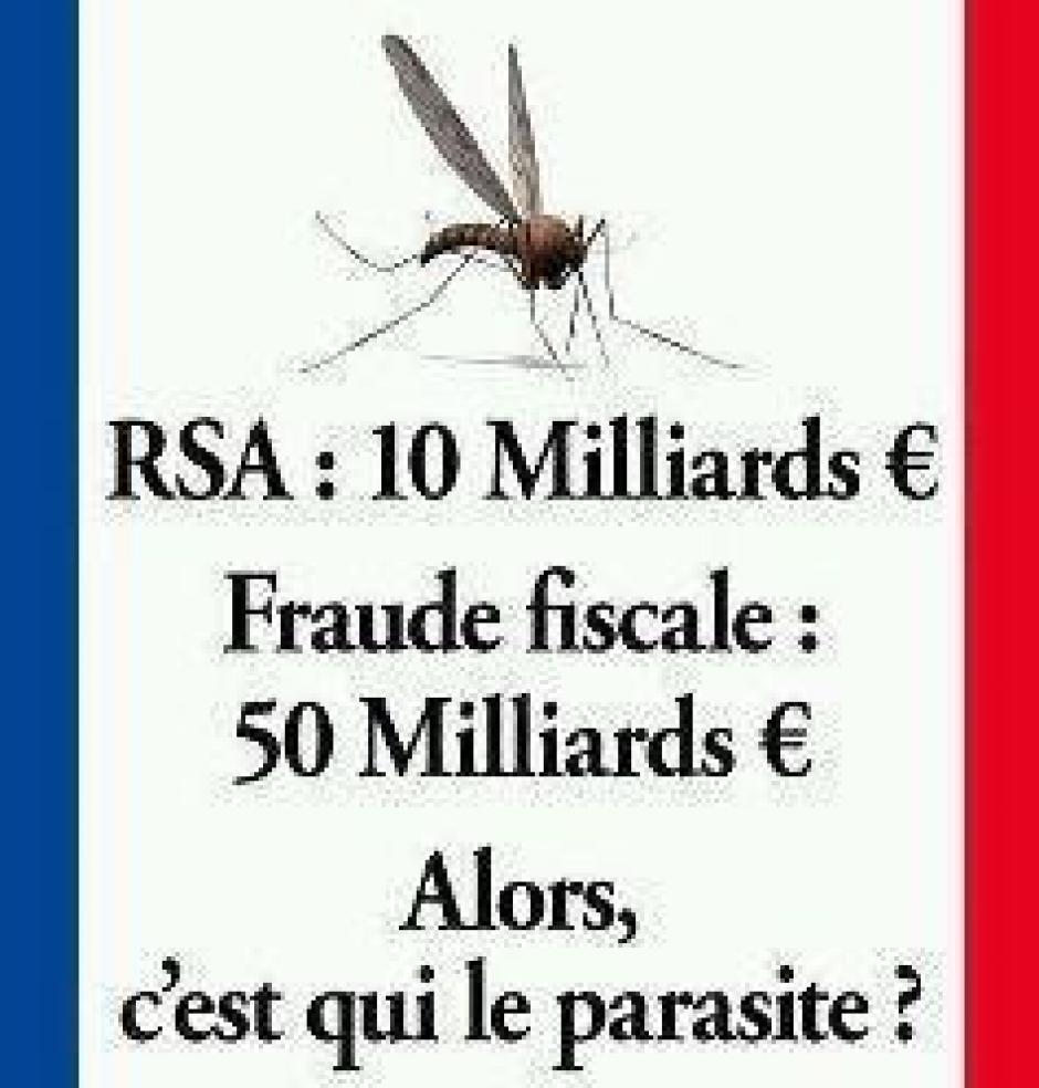 Fraude fiscale, fraude sociale, gare à l'amalgame !  Jean-Marc Durand*