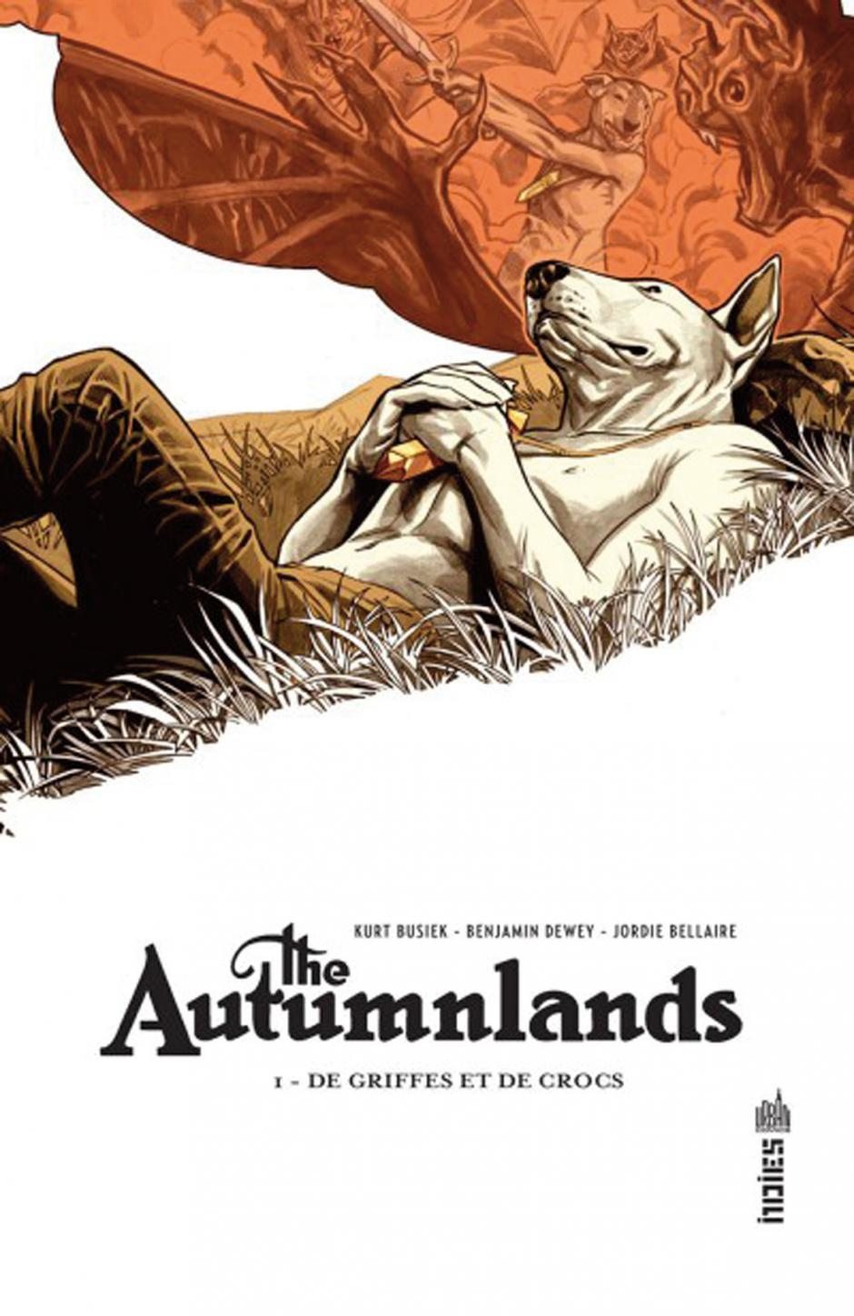 The Autumnlands, Kurt Busiek, Benjamin Dewey, Jordie Bellaire