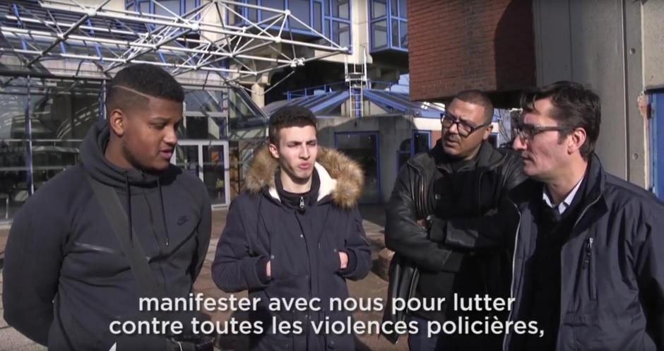 Retisser un lien positif, humain et de proximité entre la police et la population, Fabien Guillaud-Bataille