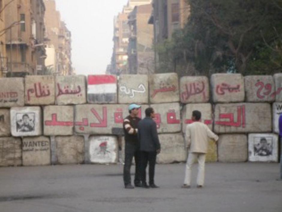 Les places de la colère et du changement en Égypte Une analyse de la géographie d'une révolution (2/2)  Par Galila El Kadi*