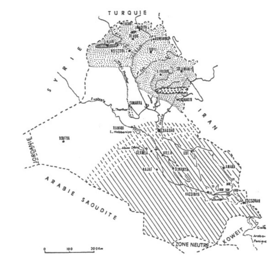 Où va l'Irak ?, Patrick Ribau
