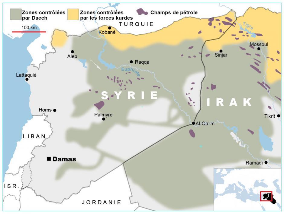 Une solution politique en Syrie,