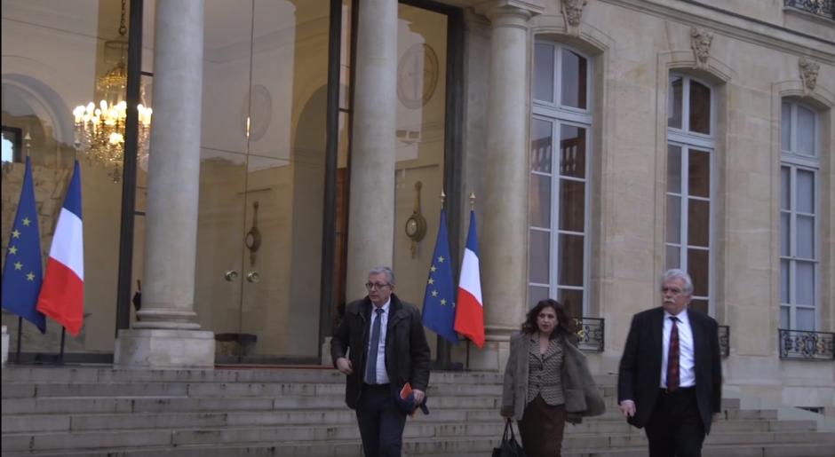 Réforme constitutionnelle - Réaction de Pierre Laurent après la rencontre avec le Président de la République