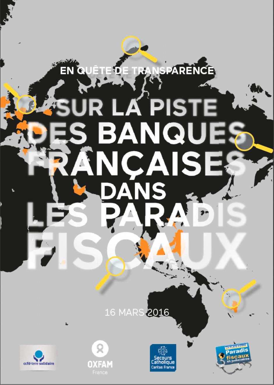 Paradis fiscaux,  la complicité des banques françaises, Gérard Streiff