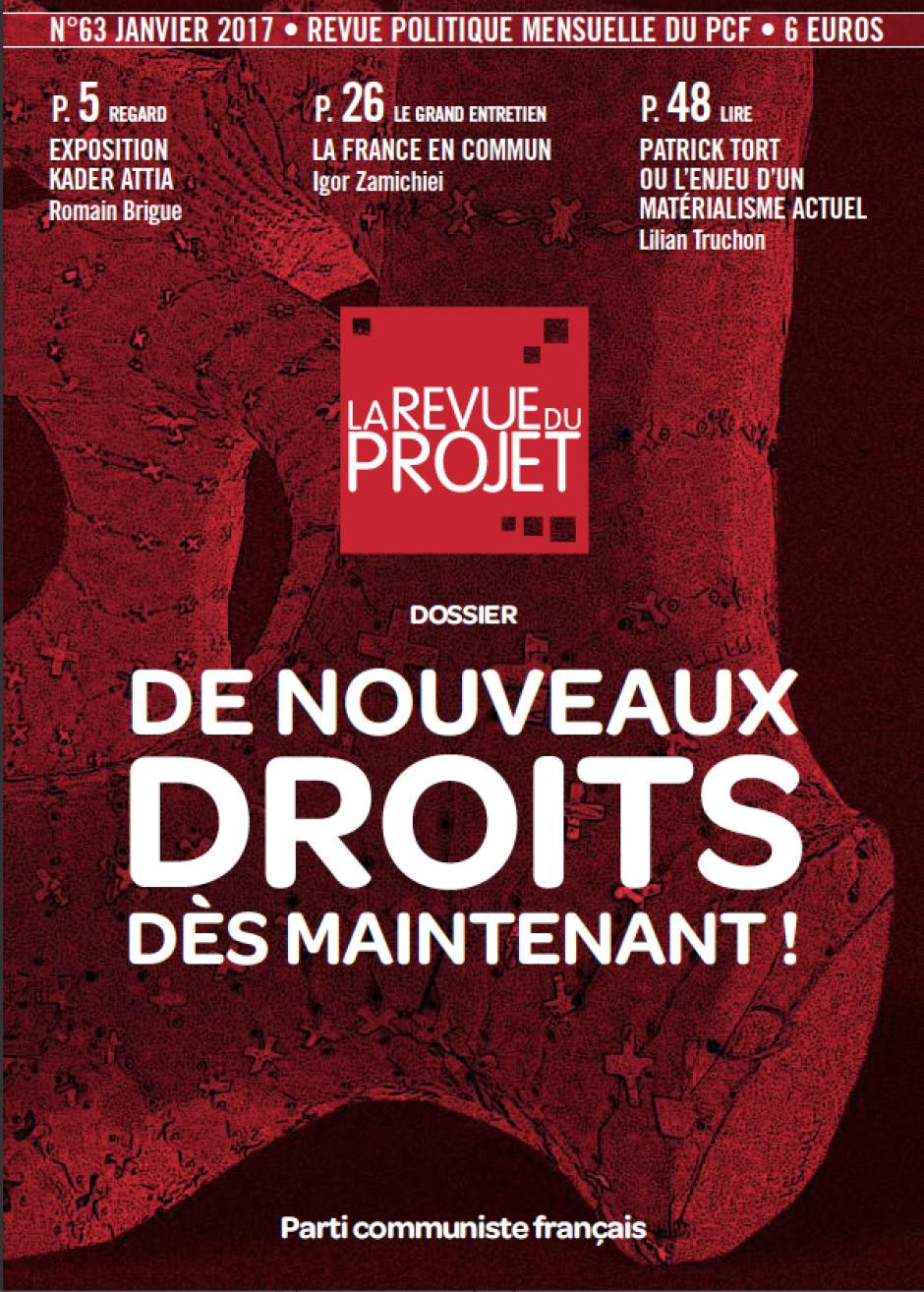 Droits nouveaux et modernité,  Camille Ducrot et Victor Blanc*