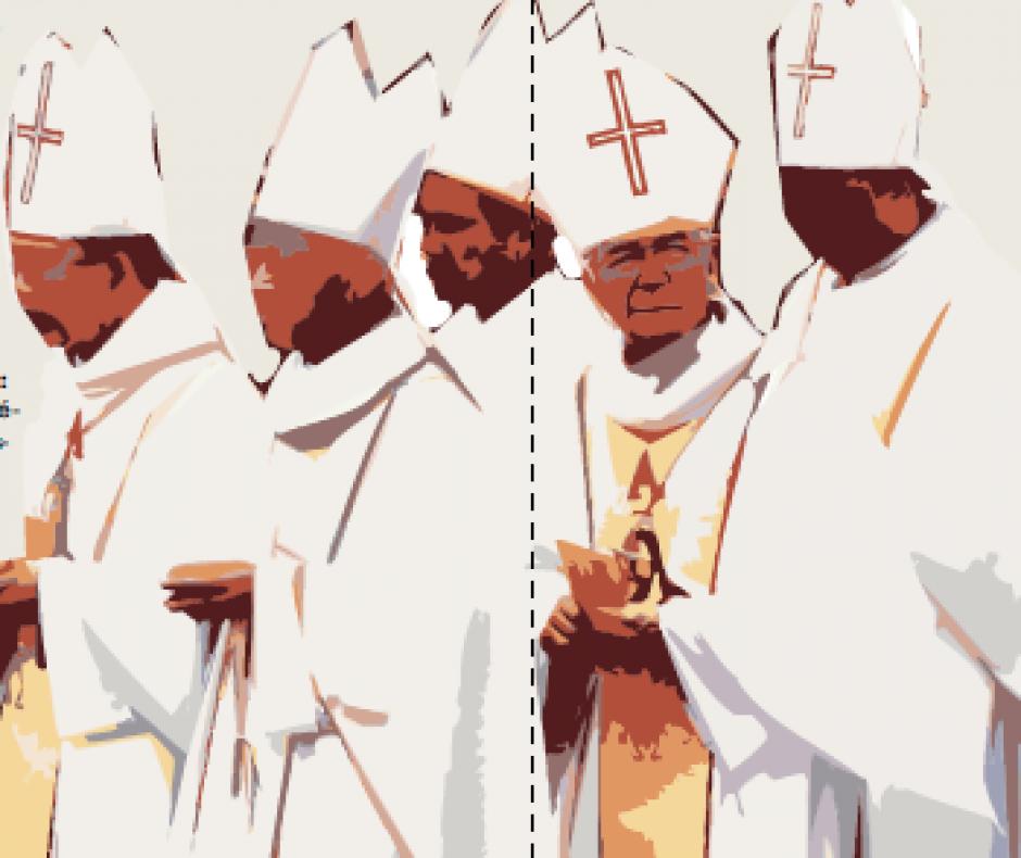 L'évêque et la politique,  Gérard Streiff
