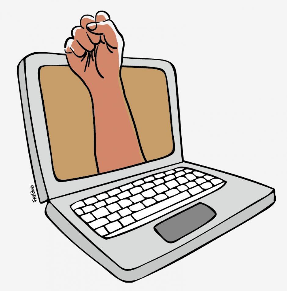 Le cybermilitant : promesses et limites, Gérard Streiff