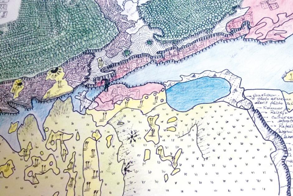 La carte n'est pas le territoire, mais l'outil de son pouvoir
