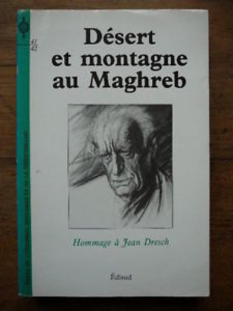 Réflexions sur la géographie, Jean Dresch*