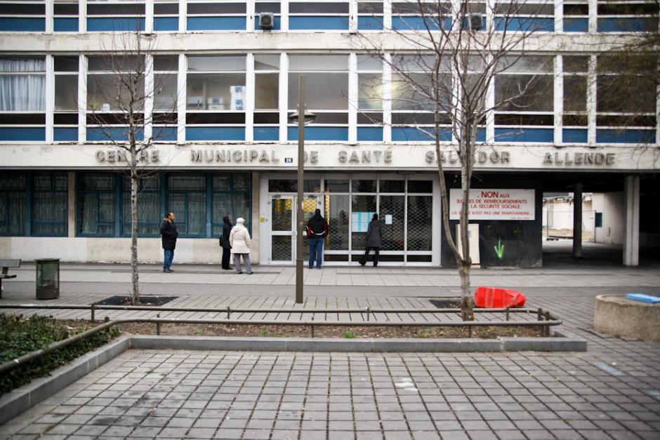 Le centre de santé, réponse à la désertification médicale, Michel Limousin