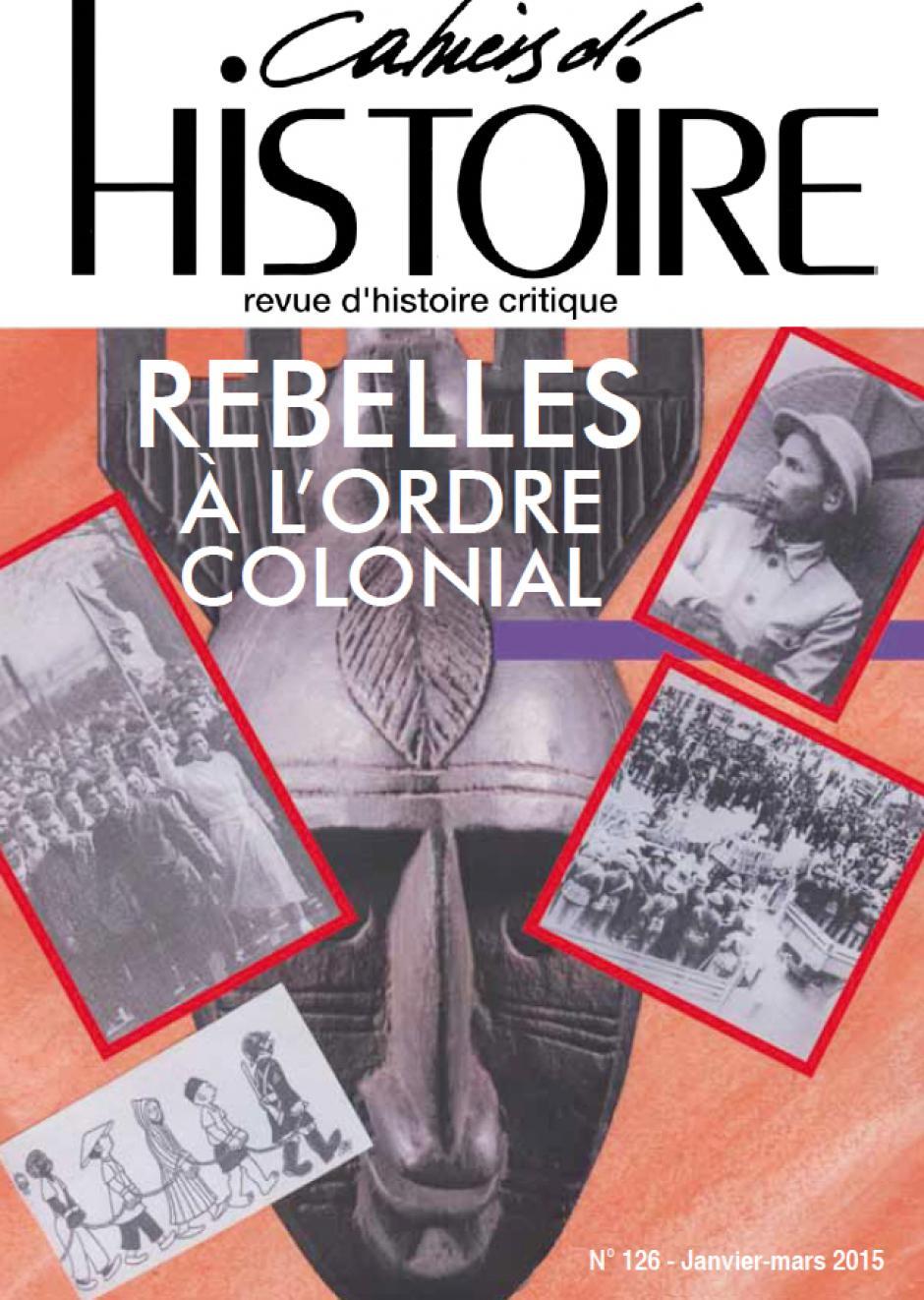 « Rebelles à l'ordre colonial », Séverine Charret