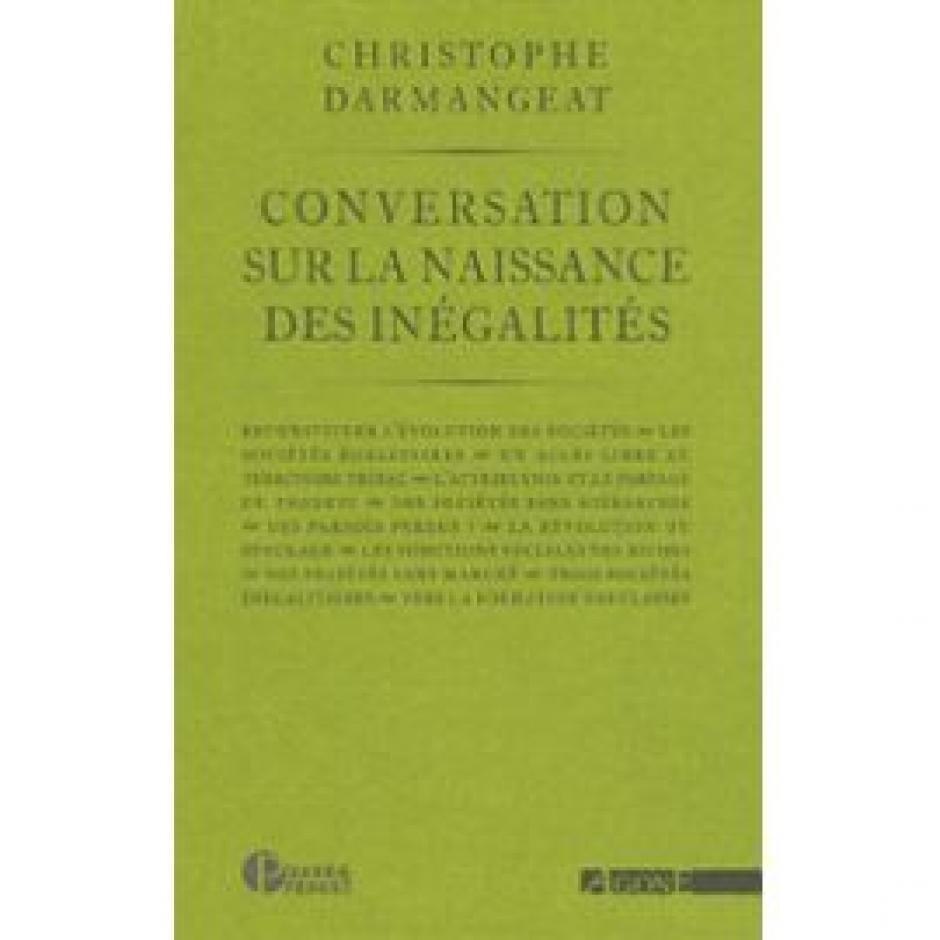 Les classes, un produit provisoire de l'évolution sociale, Christophe Darmangeat*