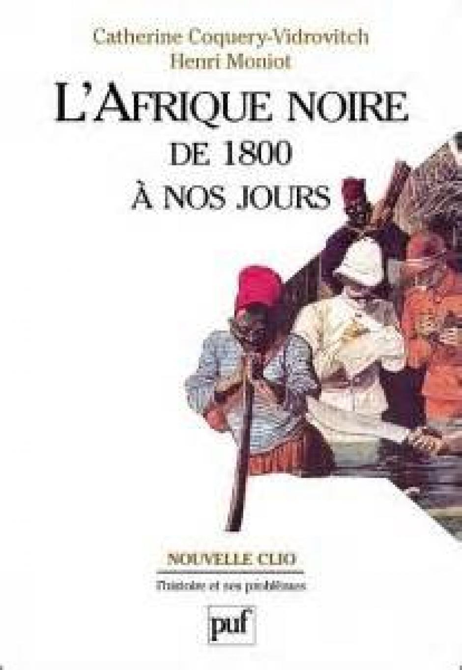 L'Afrique francophone dans la Première Guerre mondiale, Catherine Coquery-Vidrovitch*