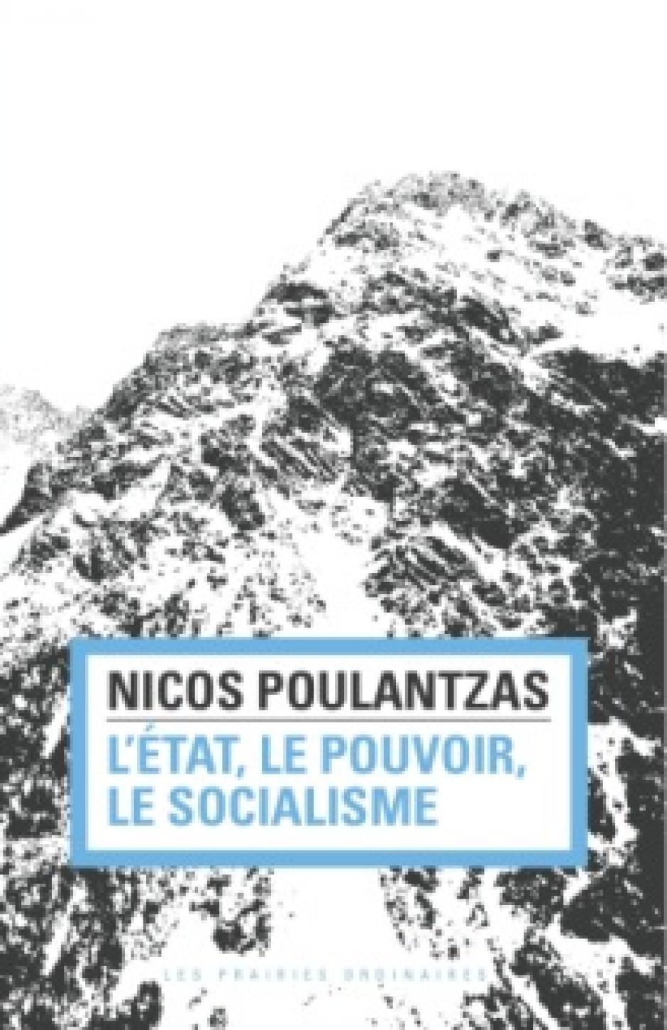 L'État, le pouvoir, le socialisme, Nicos Poulantzas