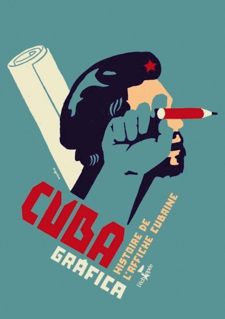 Cuba Grafica, Régis Léger