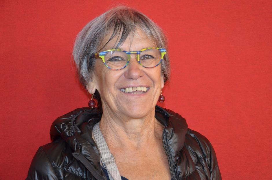 Secrétaire de rédaction, Noëlle Mansoux