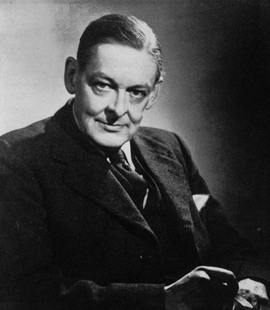 T.S. Eliot, Victor Blanc