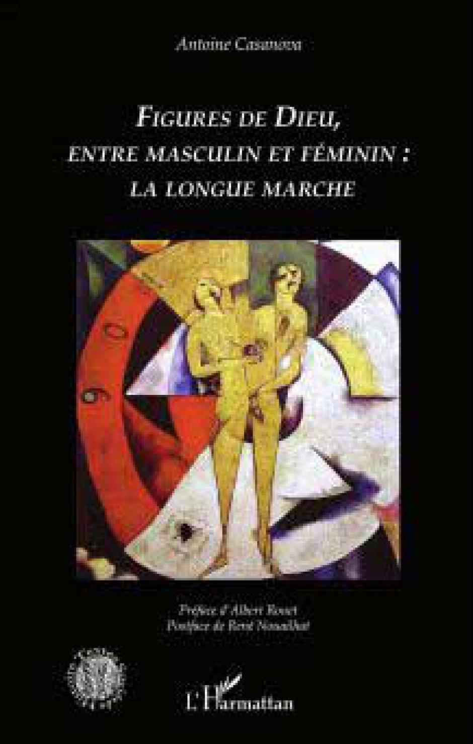 Figures de Dieu, entre masculin et féminin : La longue marche. Antoine Casanova