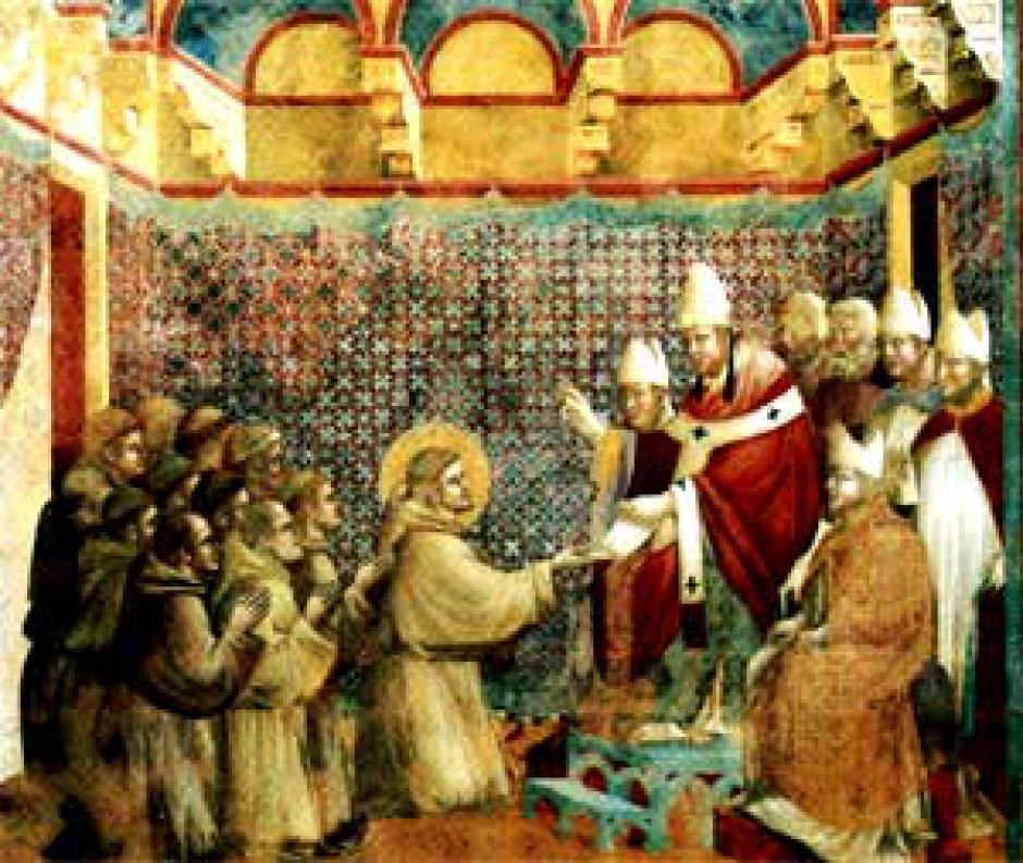 Les fraticelles (XIIIe-XVe siècles), Sylvain Piron