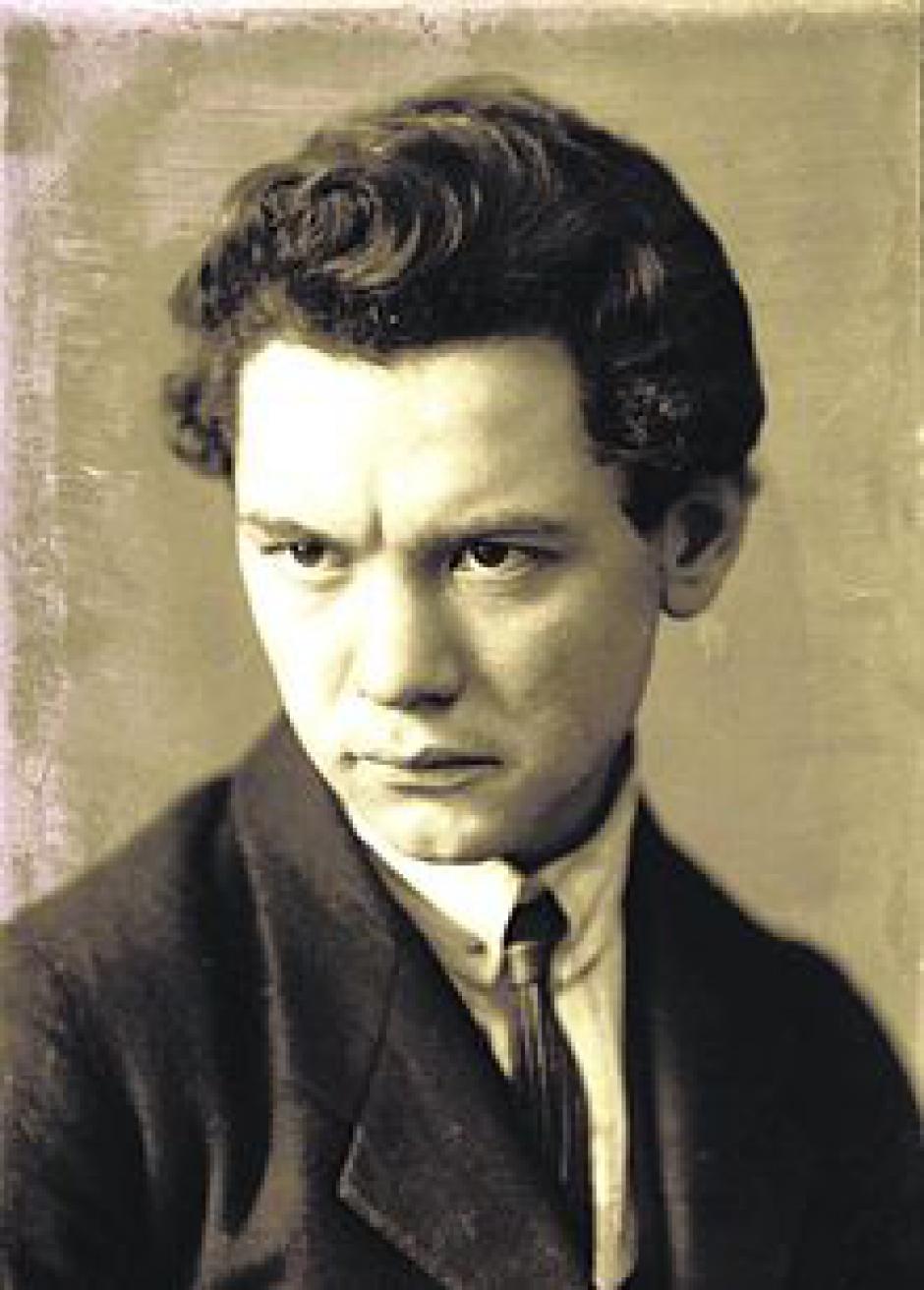 Attila József par Francis Combes