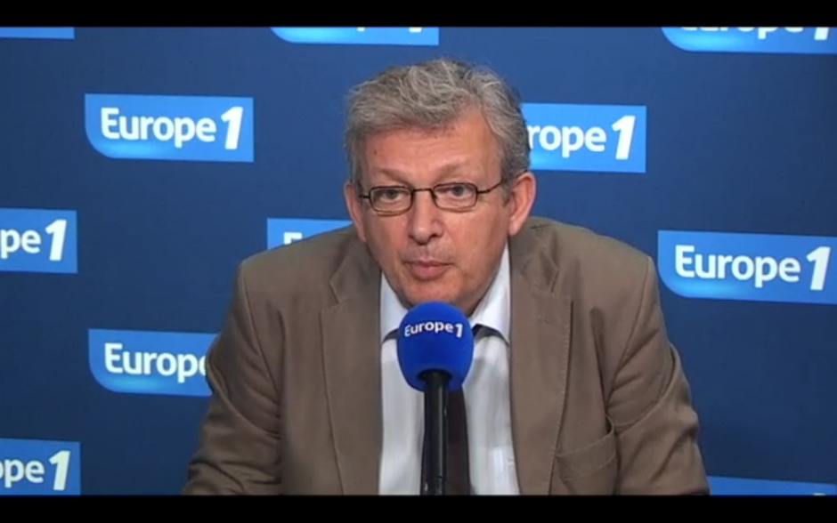 Pierre Laurent sur Europe 1