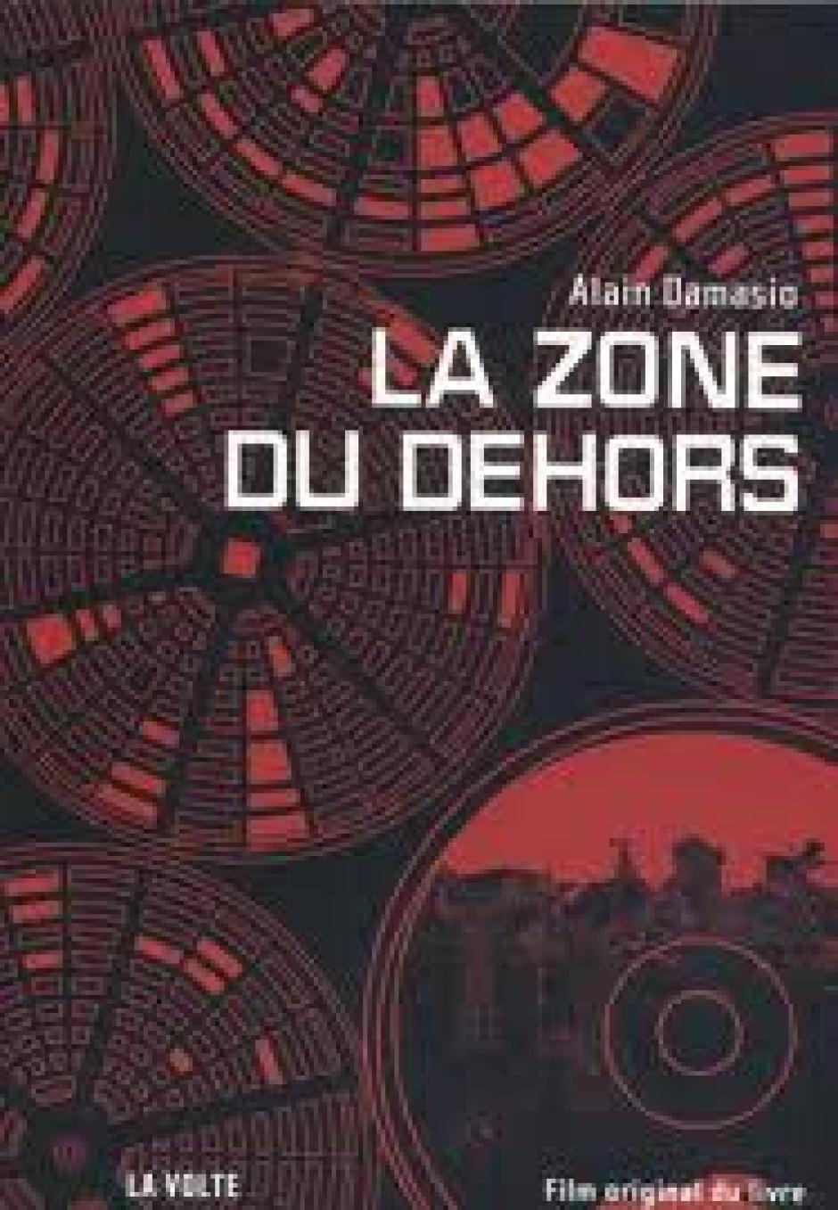 Le plaisir de lire La Zone du dehors d'Alain Damassio.