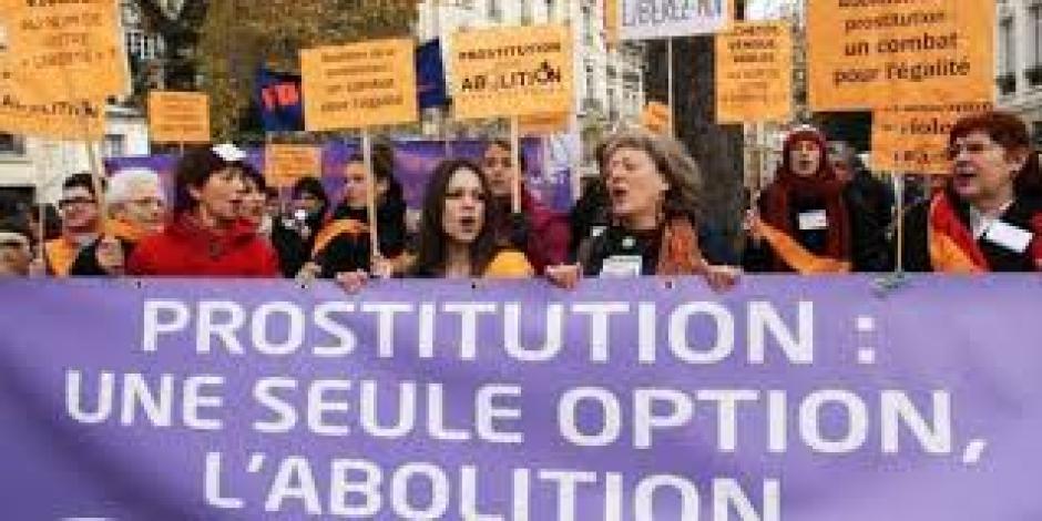 Lutte contre le système prostitutionnel et pénalisation des clients, Frédéric Tribuiani*