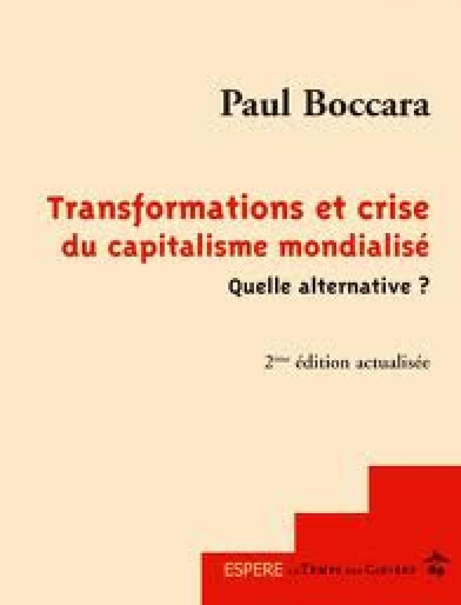 Une radicalité illusoire, Paul Boccara*
