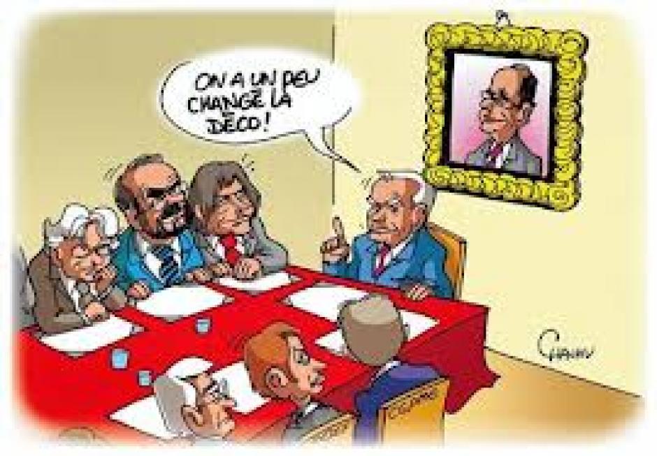 Partenaires sociaux, Michel Dreyfus*