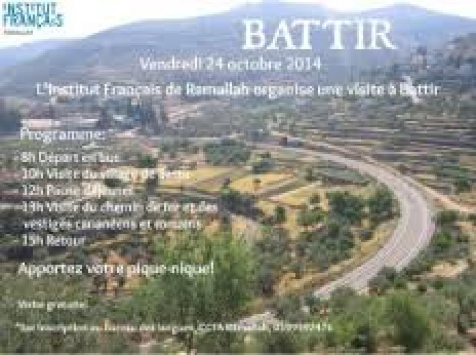 Battir en Palestine : une aventure cartographique hors norme, Jasmine Desclaux-Salachas  et Hervé Quinquenel*
