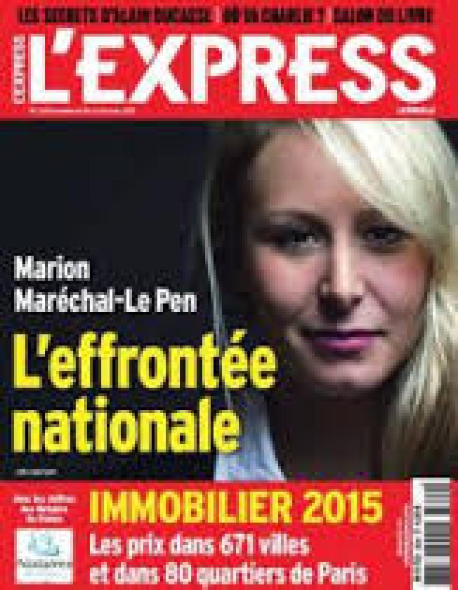 « L'effrontée nationale » ou comment les journaux font de la publicité au FN, Camille Ducrot*
