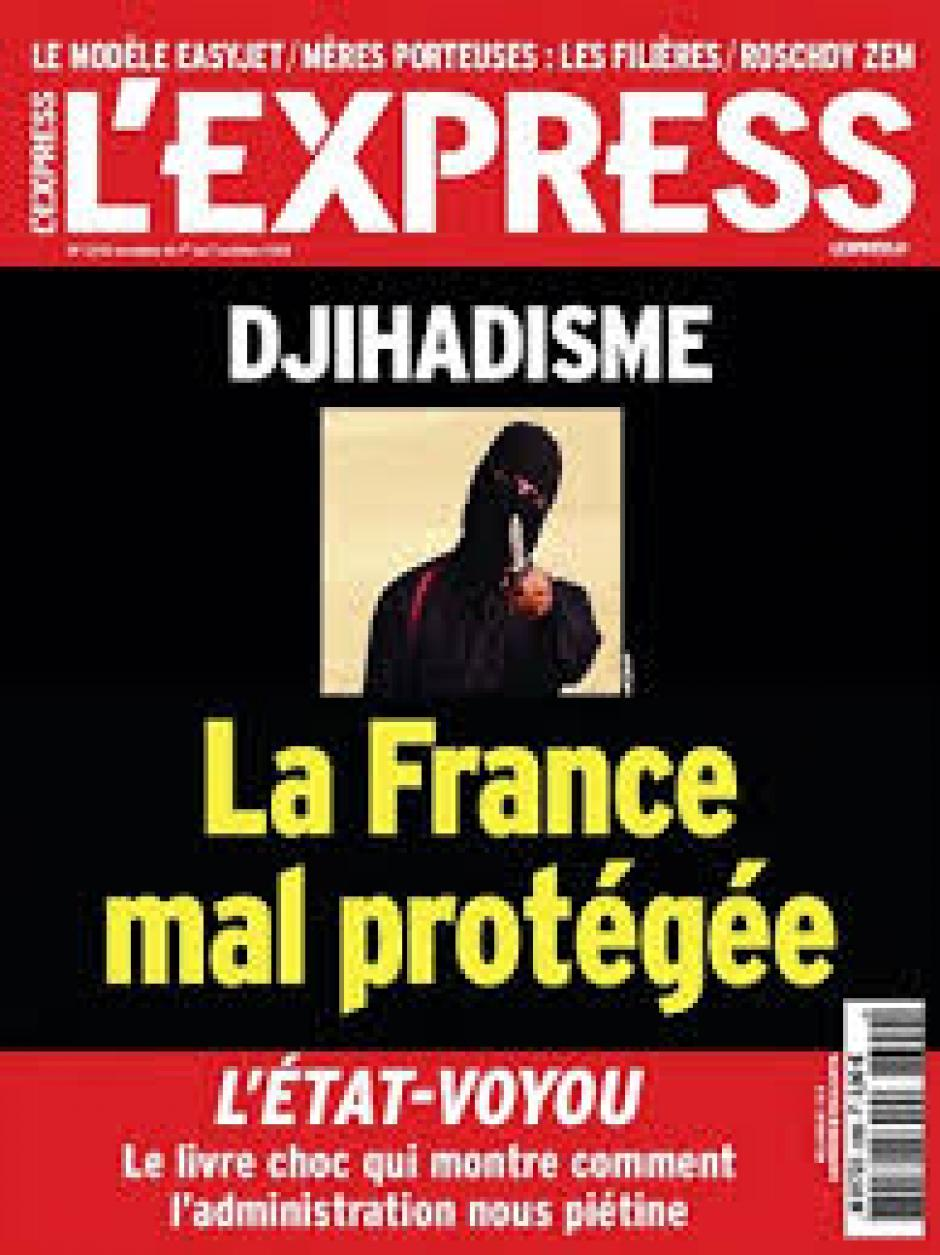 Djihadisme : la fabrique infernale de la peur, Sarah Chakrida