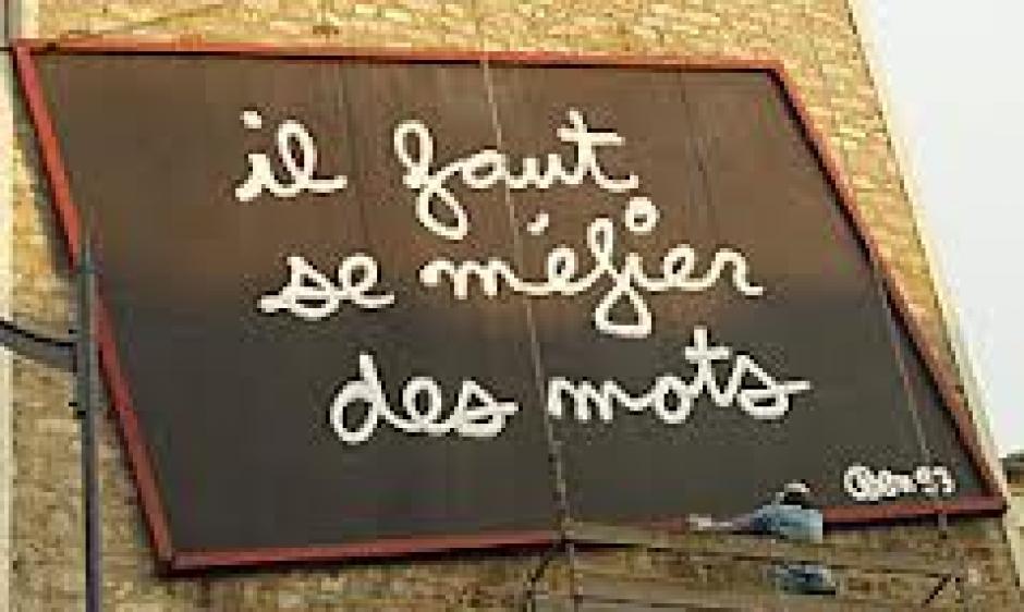 Le poids des mots, Guillaume  Quashie-Vauclin*