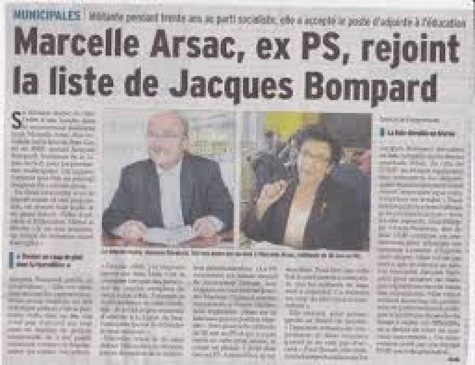 La droite et l'extrême droite dans le Vaucluse, Fabienne Haloui