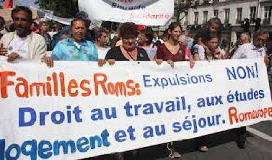 Le droit et les Roms : histoire d'une discrimination d'État, Renaud Boissac *