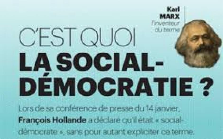 Vous avez dit « social-démocrate » ? Irène Théroux*