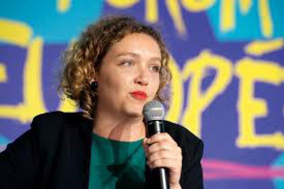 Europe/PCF quelle stratégie ? Anne Sabourin